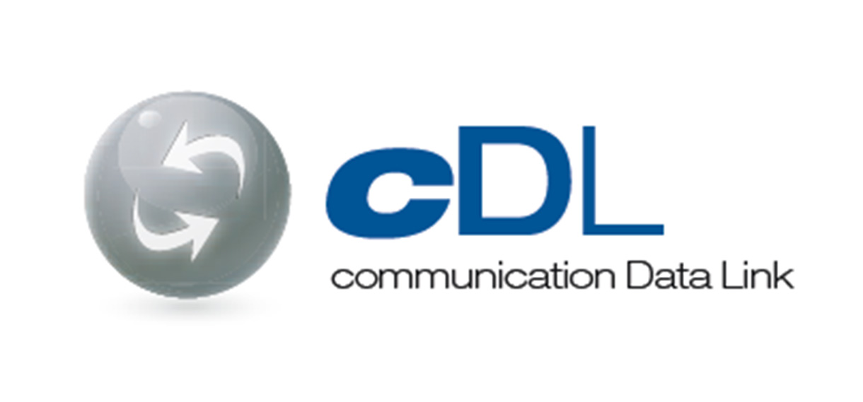 Fresenius Medical Care — communication Data Link (cDL) logó